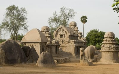 Tamilnadu - Mahabalipuram