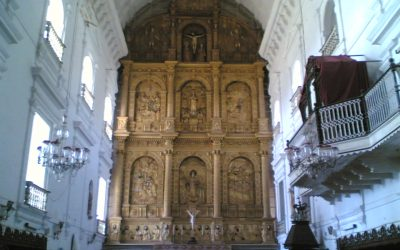 St Francis Church Goa