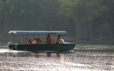 Karnataka - Wild Life - Boat Safari