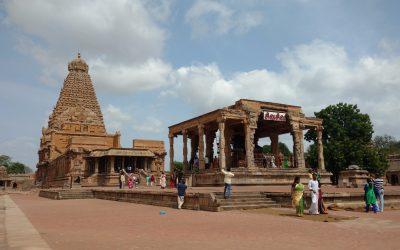 Brihadeshwara temple (UNESCO Munument) - Tanjore